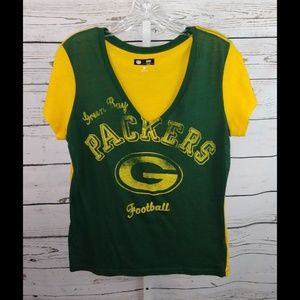 NFL Green Bay Packers tshirt size M